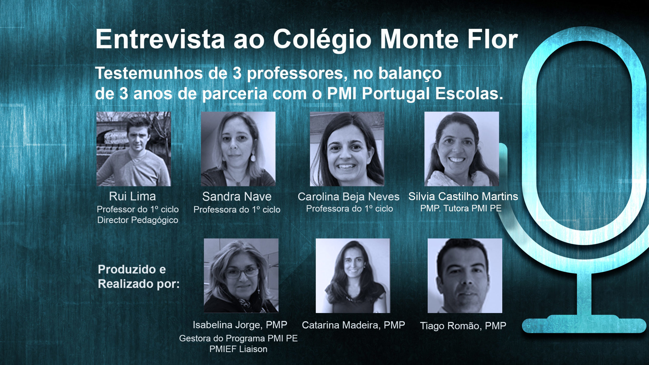 Entrevista ao Colégio Monte Flor