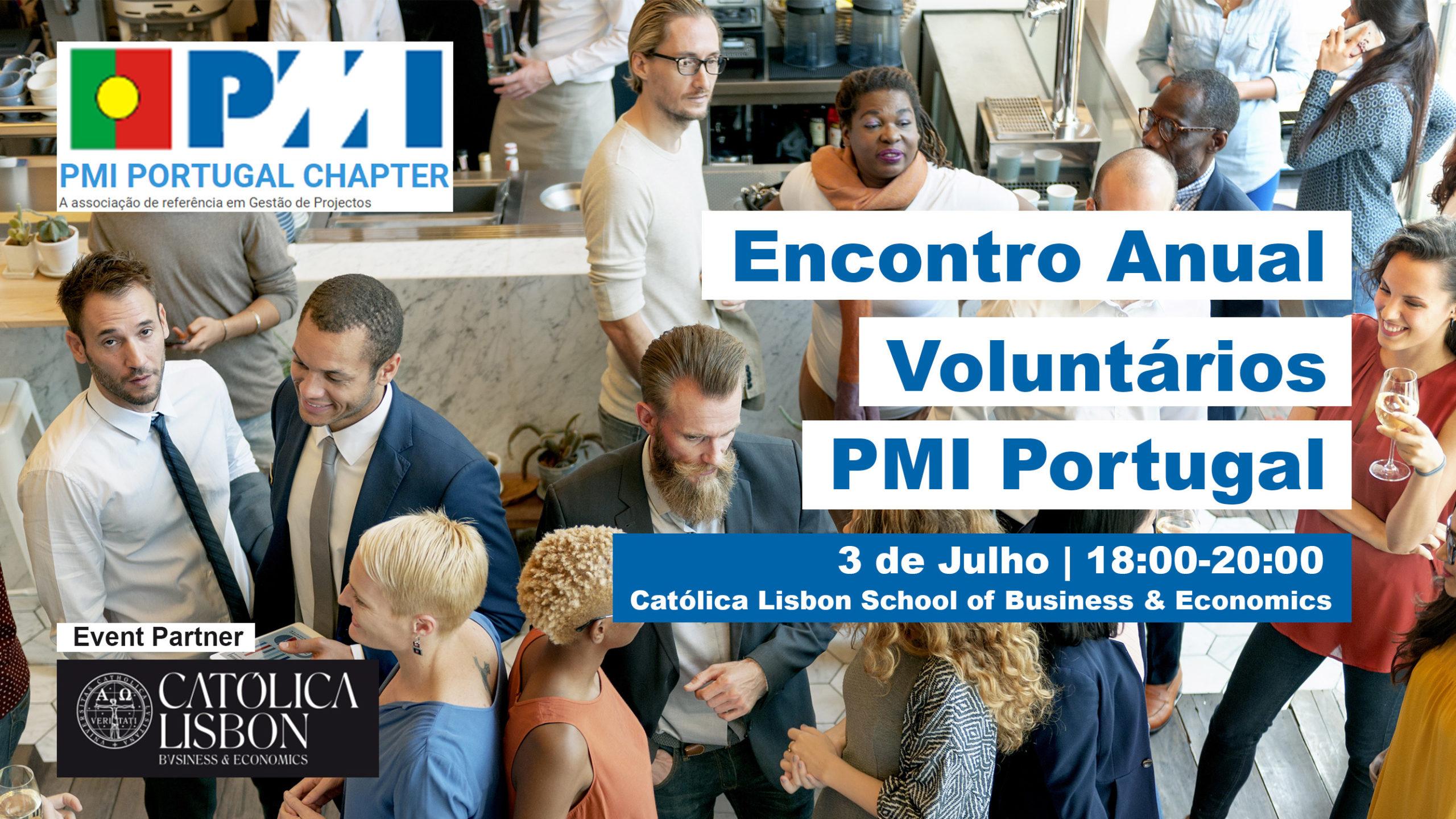 Encontro Anual Voluntarios