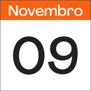 09 de Novembro